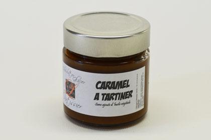 Pâte à tartiner Caramel
