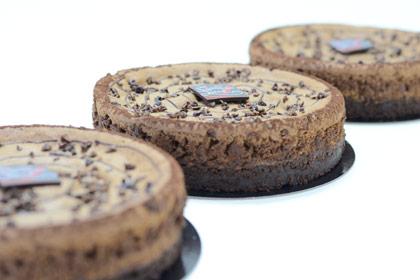 Tarte fondant-chocolat